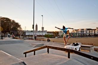 Old 4th Ward Skate Park