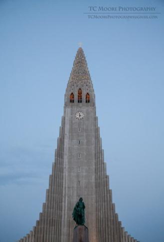 reykjavik church2